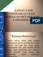 Pp Kelainan Metabolisme Karbihidrat