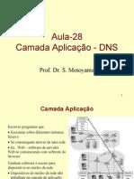 Aplicação DNS