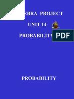 TEXT 14. Probability