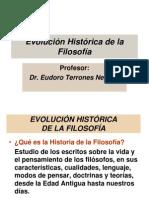 Evolución Histórica de la Filosofía-Eudoro Terrones Negrete