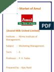 Amul Model for marketing