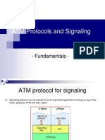 ATM Protocols and Signaling