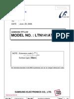 LTN141AT13
