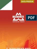 Katalog Deltacrete 2010