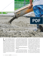 Article on 'Life Cycle of Indian Concrete Industry' by Chaitanya Raj Goyal