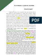 Health Rights in Brazil Appio[121]