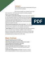 Project Report on Social Media Marketing Aimsr