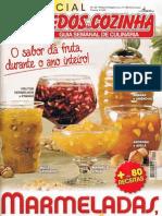 Segredo de Cozinha - Marmeladas, Compotas e Doces