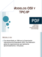 Modelos OSI y TPC