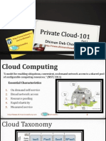 Private Cloud 101