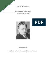 Neumann-tiefenpsychologie Und Neue Ethik