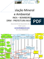 Legislacao Mineral 02-12-09 Inea Drm Bomb Pref