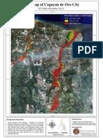 Flood Map of CDO (Pablo)