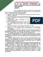 NUEVAS TICs PROLE-POBRETARIZACIÓN DOCENTE