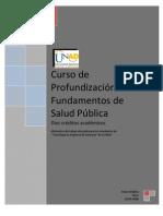 Fundamento de Salud Publica