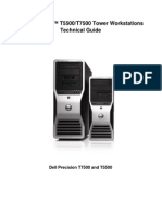 Precision T7500 T5500 Technical Guide