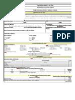 PGH-001 Descripción y Perfil de Cargos