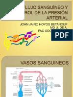 FLUJO SANGUÍNEO Y CONTROL DE LA PRESIÓN ARTERIAL