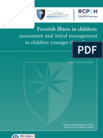 Feverish Illnessin Children