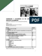 EchtDefinitief Cursusboek VD 3 2012-2013 Eindopdracht