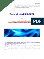 Cum Sa Devii Profet - Radu Lucian Alexandru