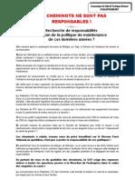 135659 2013-07-25 Communique Du CTN Sur Accident de Bretigny