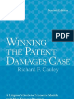 Winning the Patent Damages Case