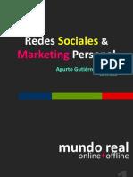 Redes Sociales y Marquetin Personal