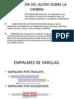 COLOCACIÓN DEL ACERO SOBRE LA CIMBRA.pptx