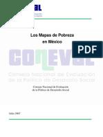 Mapas Pobreza Mexico