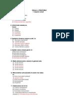 92354481 Teste Biologie Cu Raspunsuri Corecte Colorate