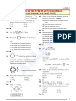 Allen NEET UG2013 Chemistry Paperwith Solution