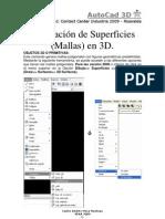 Material Semana 3 AutoCAD 3D