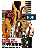 Bertalanffy, Ludwing - Teoria General de Los Sistemas