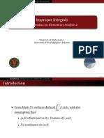 05 Improper Integrals