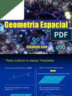 Geometria Espacial - Aula 1