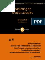 Marketing en Medios Sociales Pymes