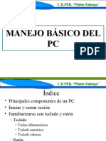 1 Manejo Basico Pc