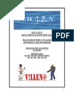 MUGEN Villena - Formato Fondo