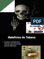 Dia Mundial do Não-Fumador