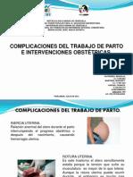 complicacion del trabajo de parto.pptx