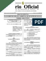 Plano Diretor Consolidado Agosto 2005