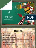 La conquista de México
