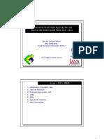 Java - PT - Desenvolvimento de Aplicaçaoes de Banco de Dados para Web com Java