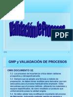 VALIDACION PROCESOS 2013