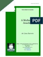 Lima Barreto - A Mulher de Anacleto