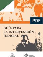 Guia de Intervencion Judicial E-book