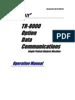 TORAY TR-8000