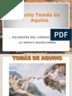 Santo Tomás de Aquino-Lic. Santos Palacios Carassa