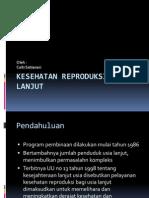 Kesehatan Reproduksi Usia Lanjut PPT